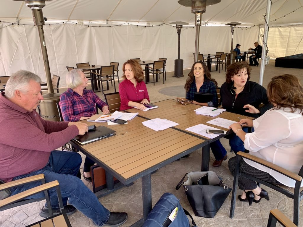 CCEDC March 2019 Board Meeting
